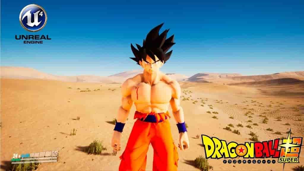 Dragon-Ball-Unreal