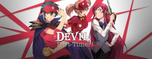 The Devils is a Part Timer Season 2