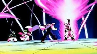 Dragon Ball Z Majin Buu killed all people