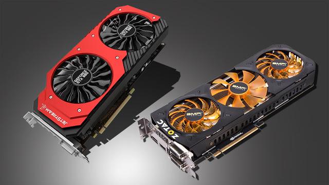 RX 580 vs GTX 1060